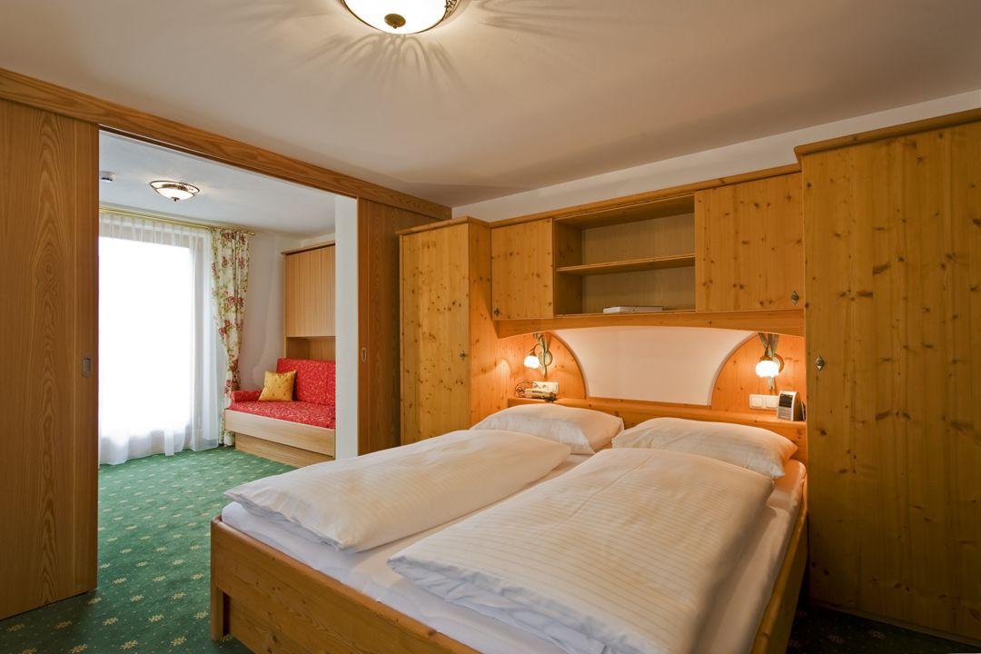 Zimmer Hotel Gratz Großarl