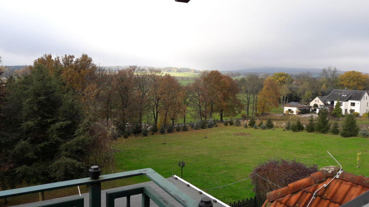 Balkon Wellnesssuite  Landhotel Waldblick