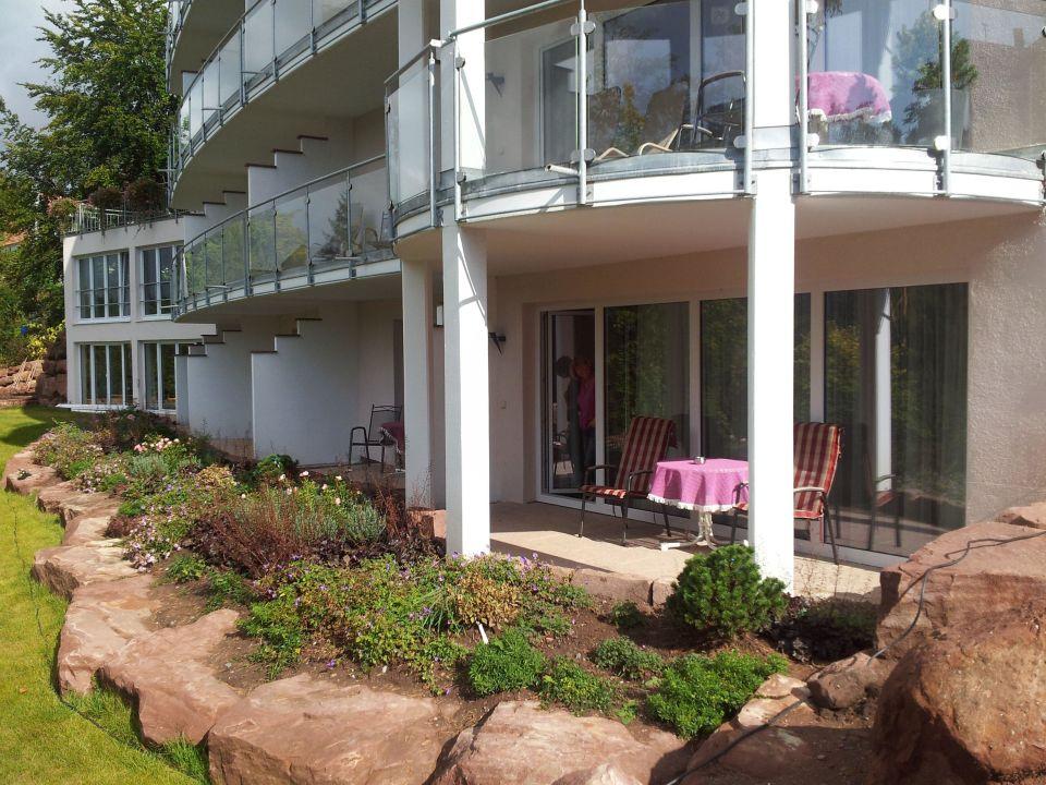 bild traumbett suite zu hotel berlin 39 s kronelamm in bad teinach zavelstein. Black Bedroom Furniture Sets. Home Design Ideas