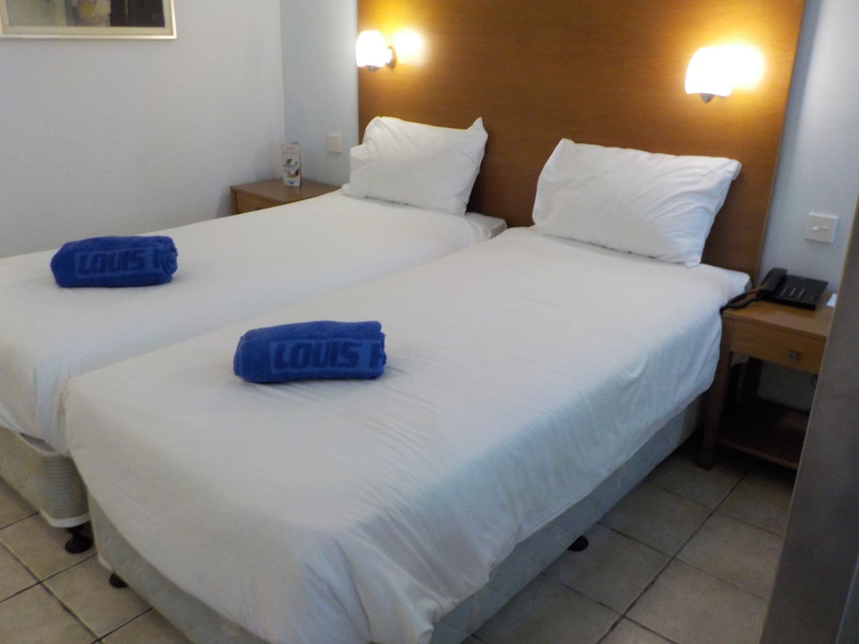 Zimmer Louis Althea Beach Hotel