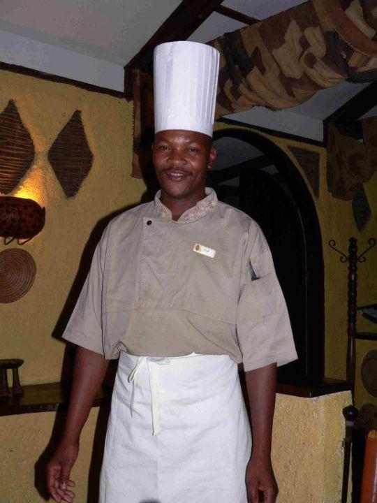 Der Superkoch Hotel Olonana Safari Camp