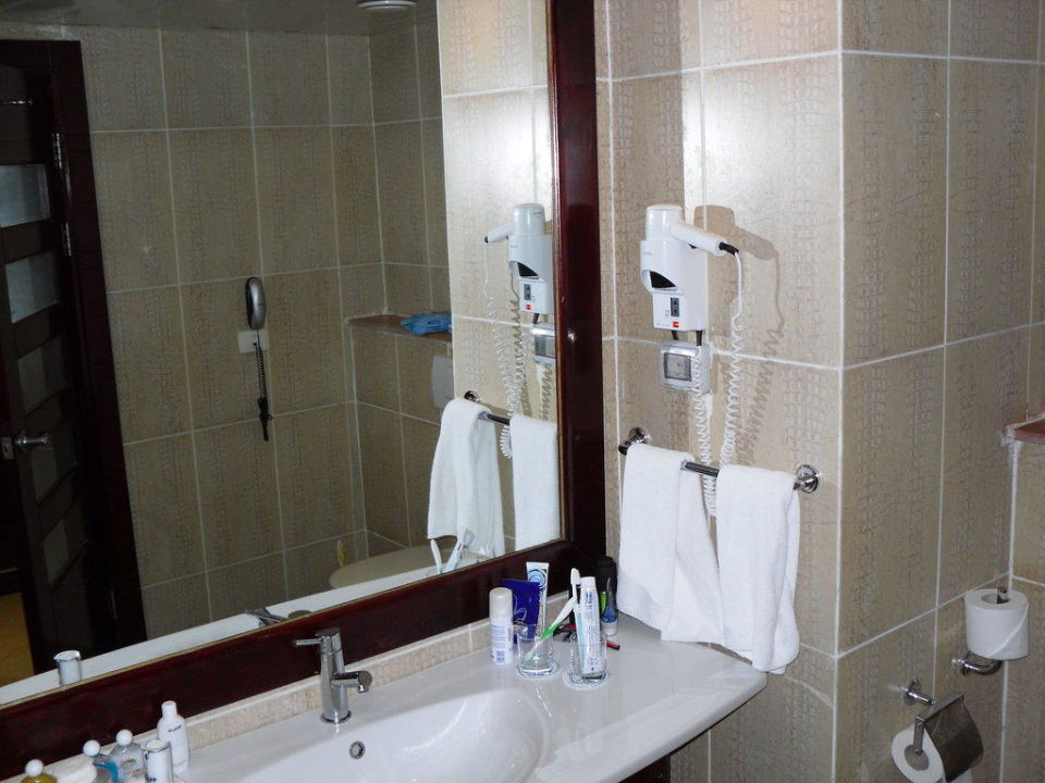 Bad des Zimmers Caribbean World Resorts Soma Bay