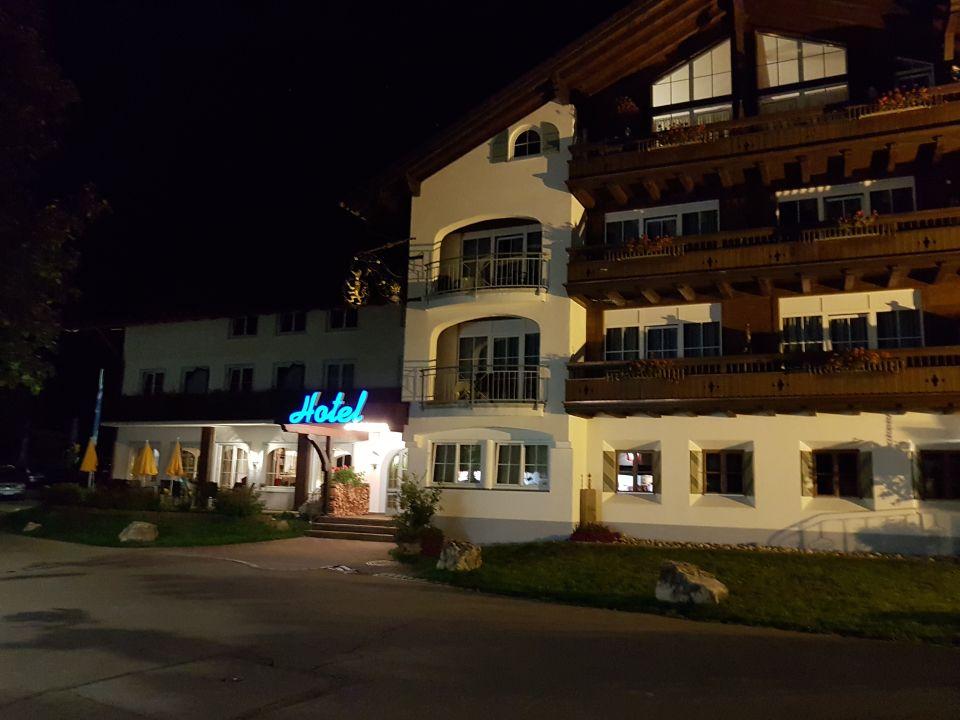 Außenansicht Hotel Alpengasthof Löwen