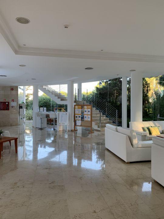 Lobby Eix Alzinar Mar Suites - Adults only