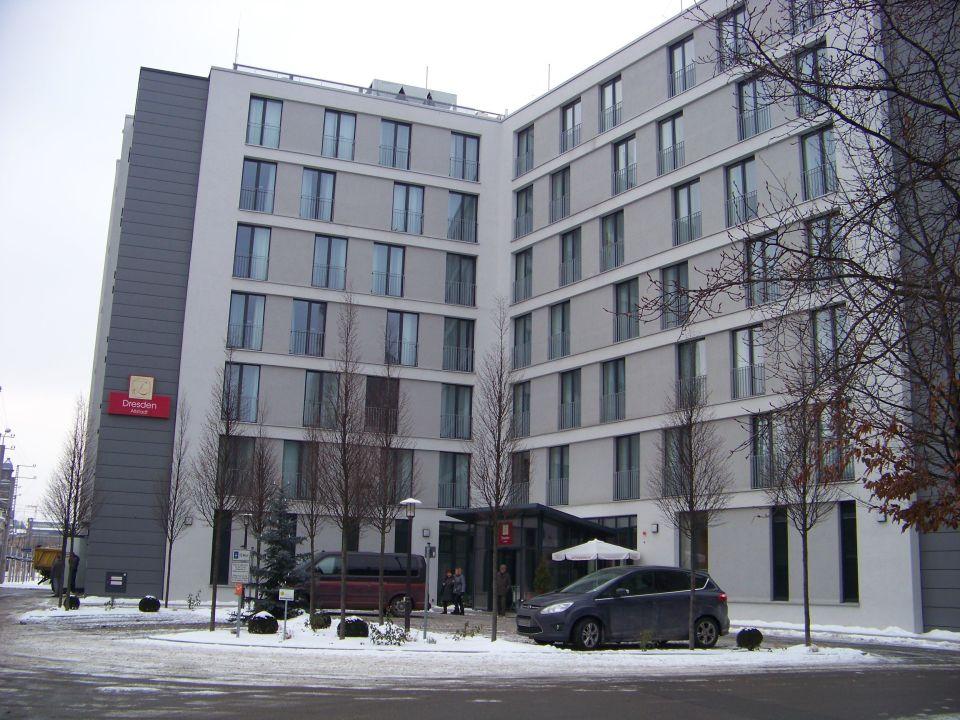 Eingangsbereich leonardo hotel dresden altstadt dresden for Dresden hotel altstadt