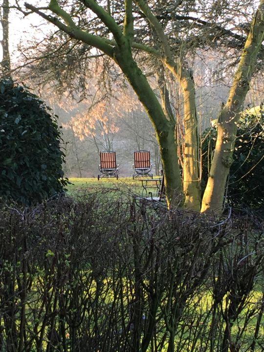 Der Garten Ringhotel Landhaus Eggert