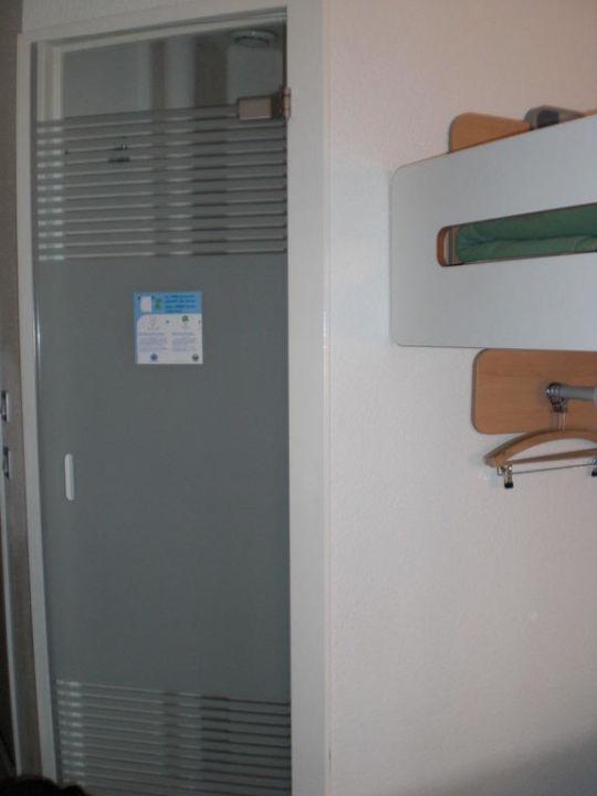 Dusche ibis budget hotel paris porte de montmartre saint ouen holidaycheck gro raum paris - Ibis budget paris porte de saint ouen ...