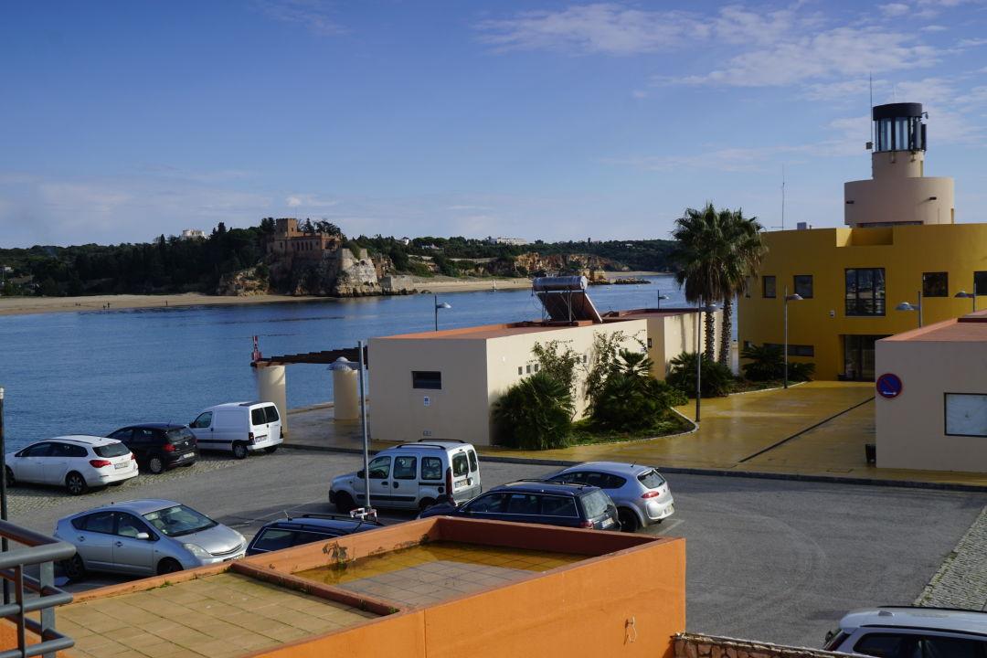 Ausblick Hotel Tivoli Marina Portimao