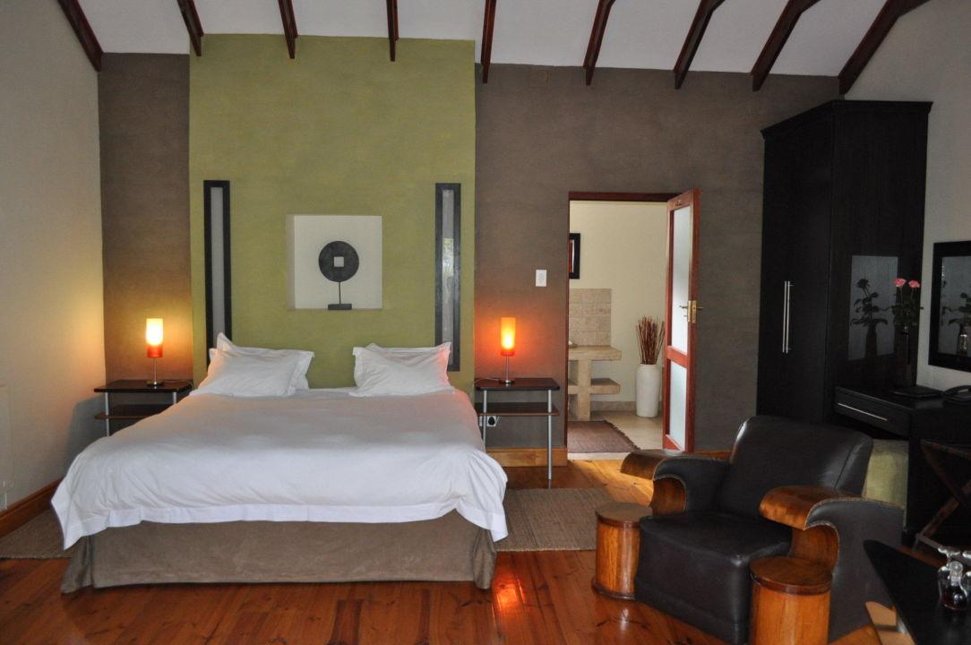 Das Bad Mimosa Lodge