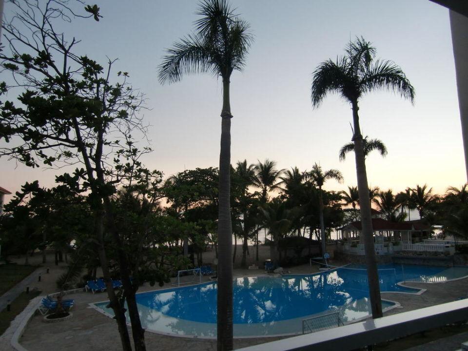 Ausblick aus Junior Suite Cofresi Palm Beach & Spa Resort