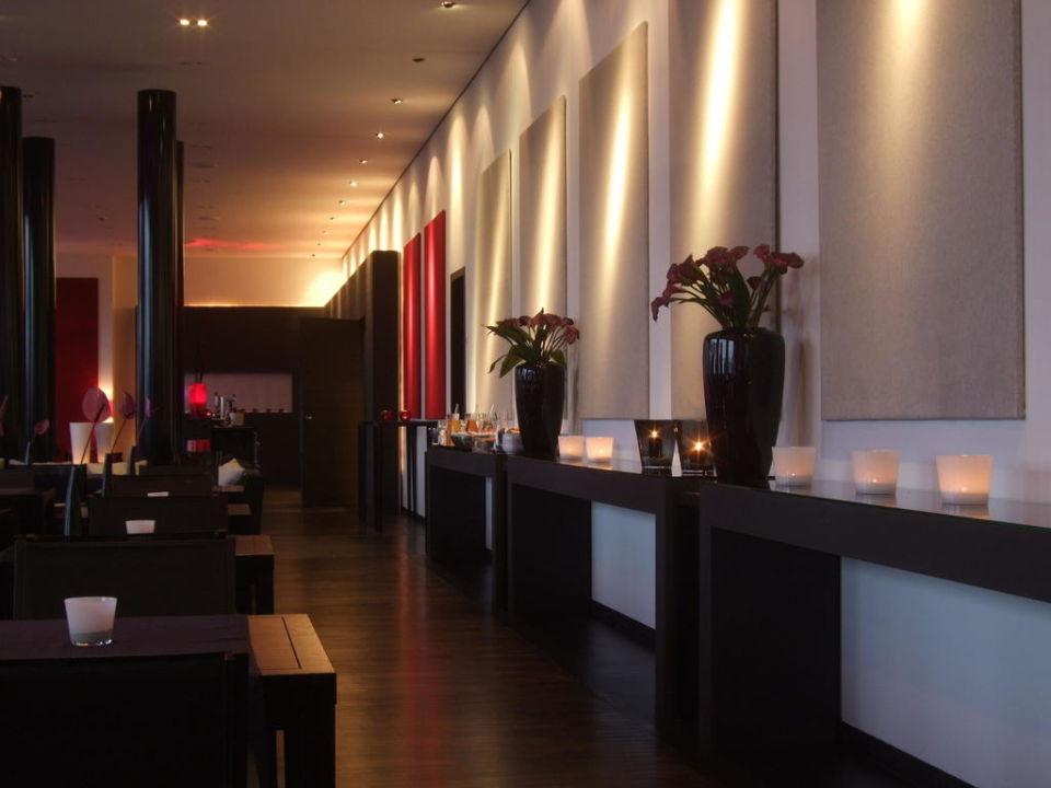 restaurant negro hotel ceres am meer binz auf r gen. Black Bedroom Furniture Sets. Home Design Ideas