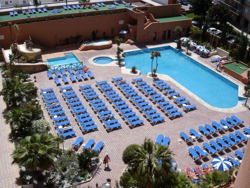 Pool Almuñecar Playa Spa Hotel