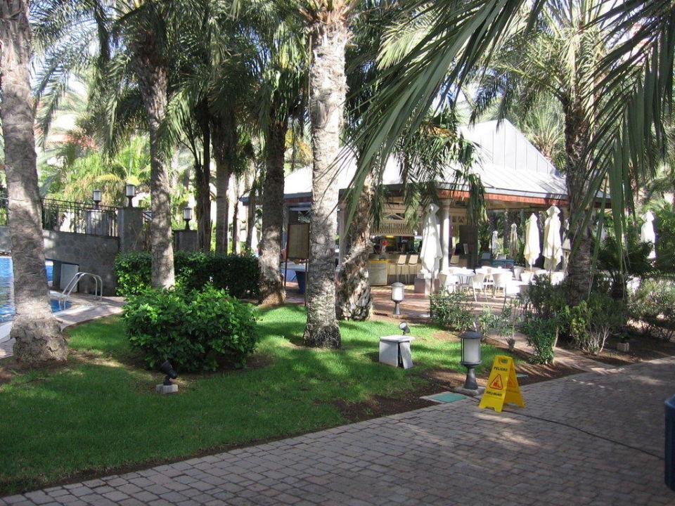 "Bar ""Laguna"" mit Swimm-Up Bar Lopesan Costa Meloneras Resort, Spa & Casino"