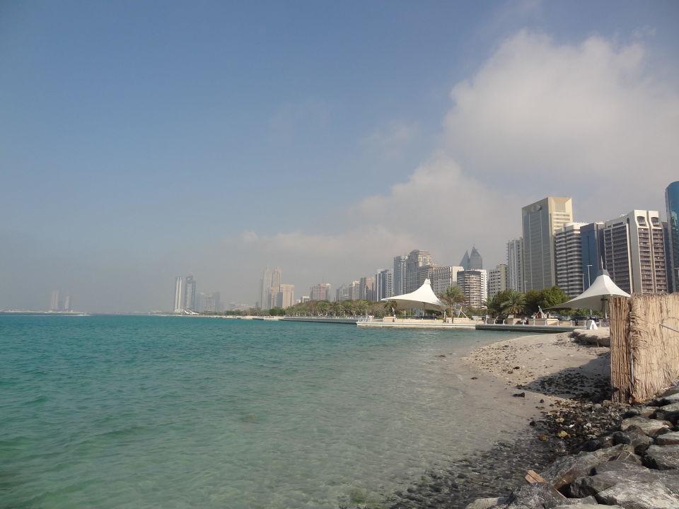 Strand ca 15 Gehminuten entfernt Cristal Hotel