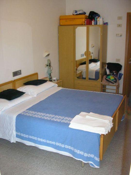 Zimmer im Hotel Villa Lina, Riccione Villa Lina