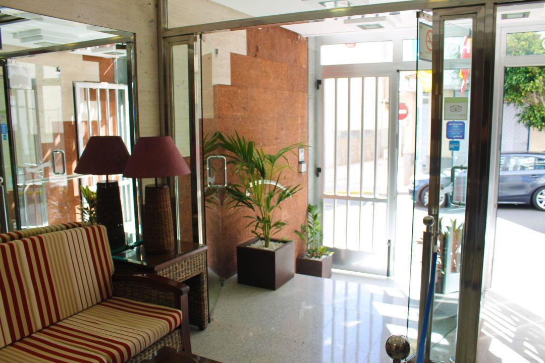Reception RK Hotel El Cabo