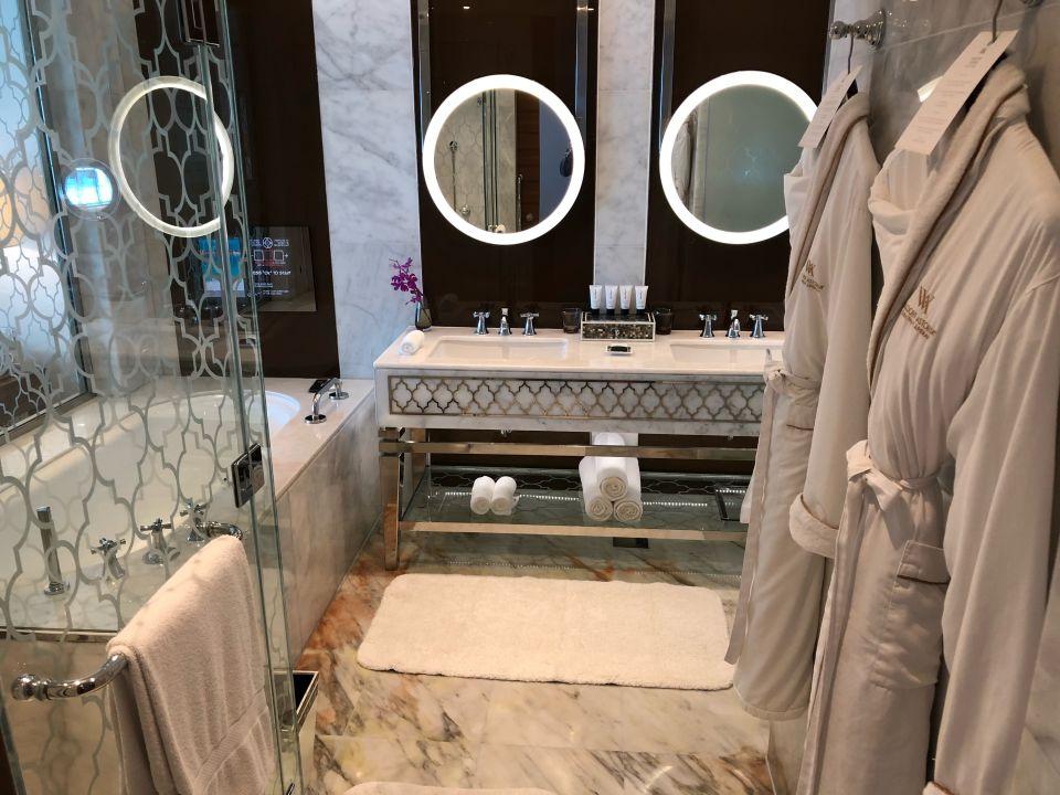 Zimmer Waldorf Astoria Dubai Palm Jumeirah
