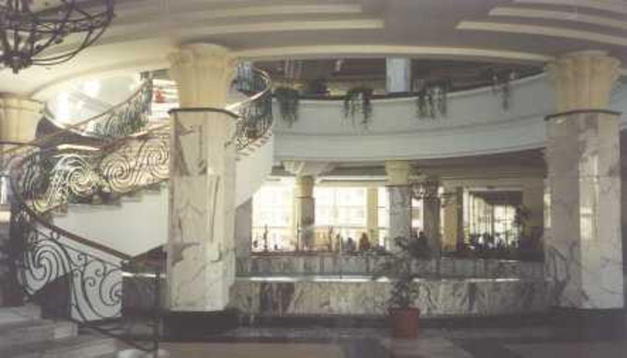 Le Meridien Makadi Bay - Eingangshalle Haupthaus Tia Heights Makadi Bay