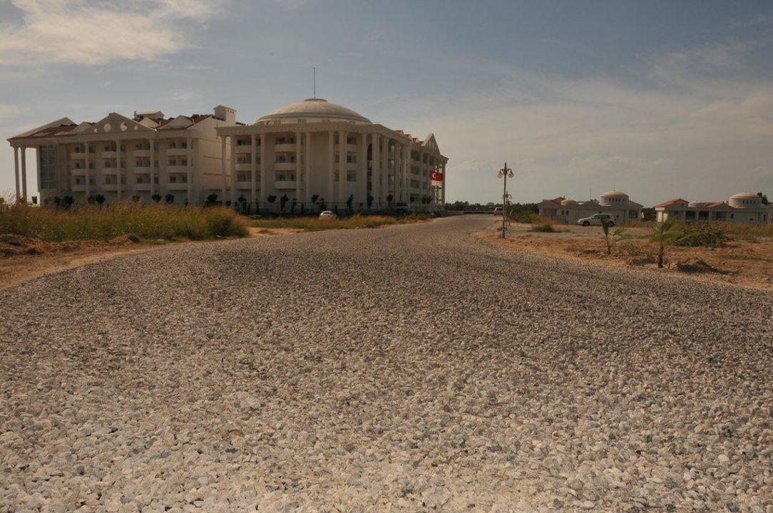 Roma Beach Beach Resort & Spa unser neuer Weg  Roma Beach Resort & Spa