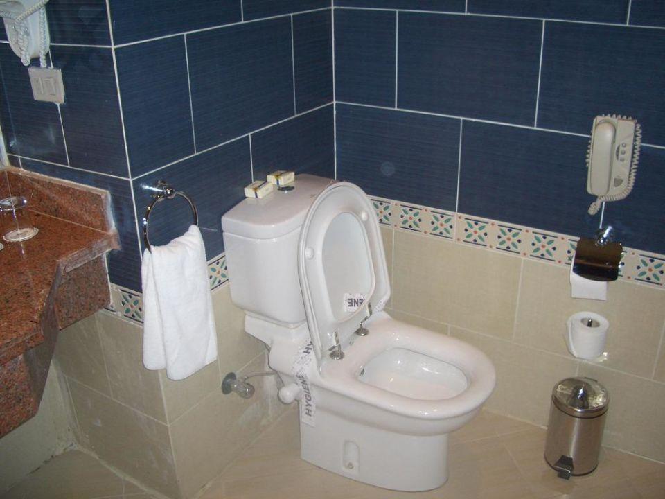 Badezimmer SENTIDO Mamlouk Palace Resort