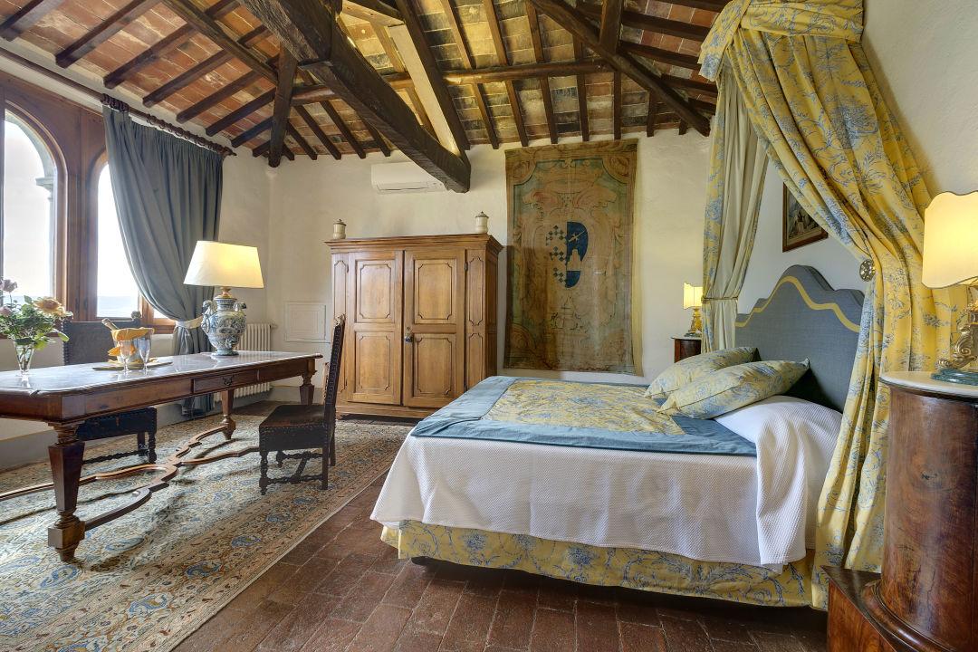 Zimmer Hotel Villa Le Barone