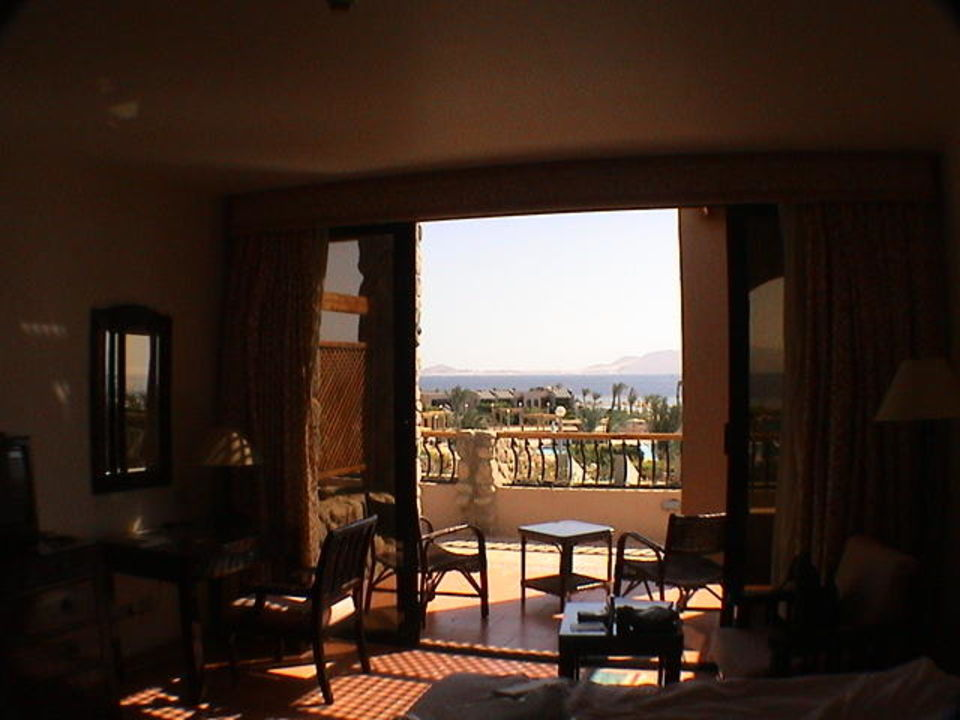Hotel Conrad /Blick aus dem Zimmer TUI SENSATORI Resort Sharm el Sheikh