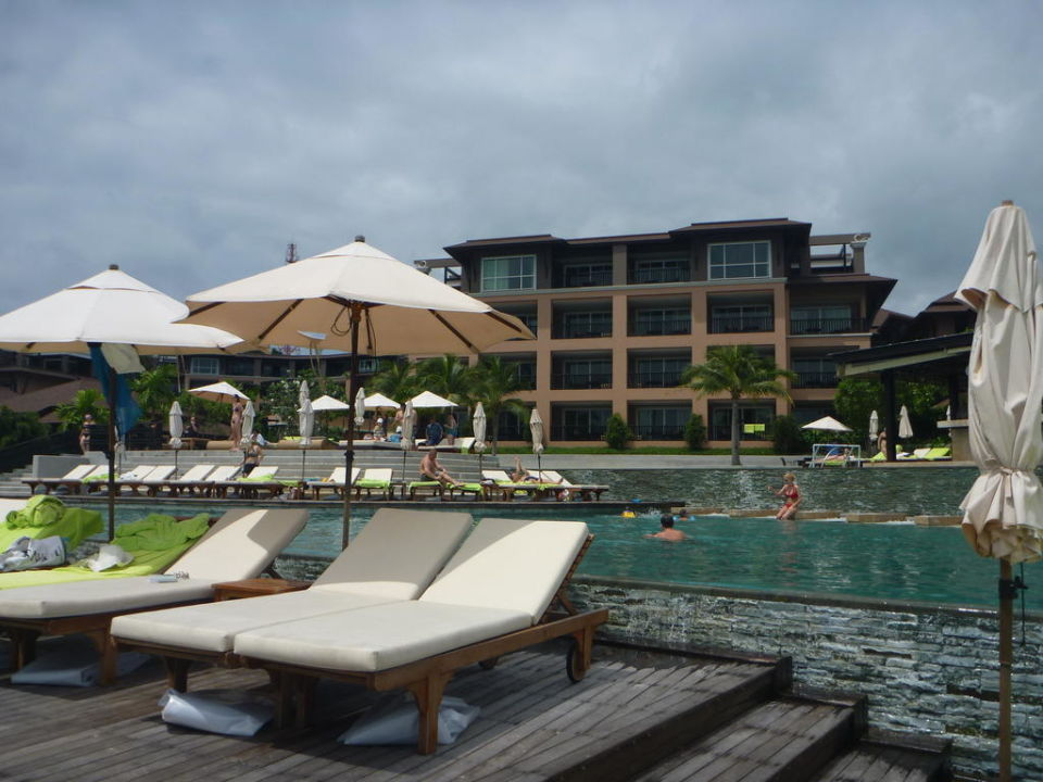 Unterer Pool Pullman Phuket Panwa Beach Resort