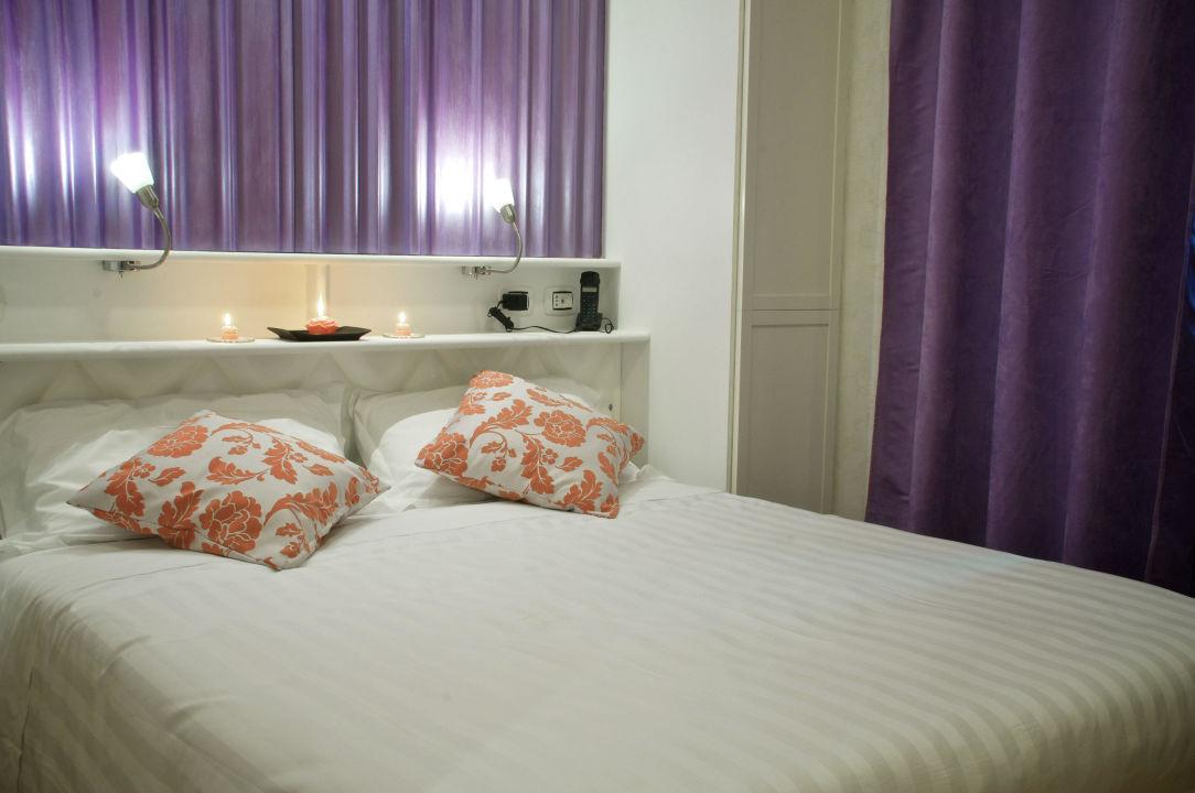 Camera doppia Hotel Italia