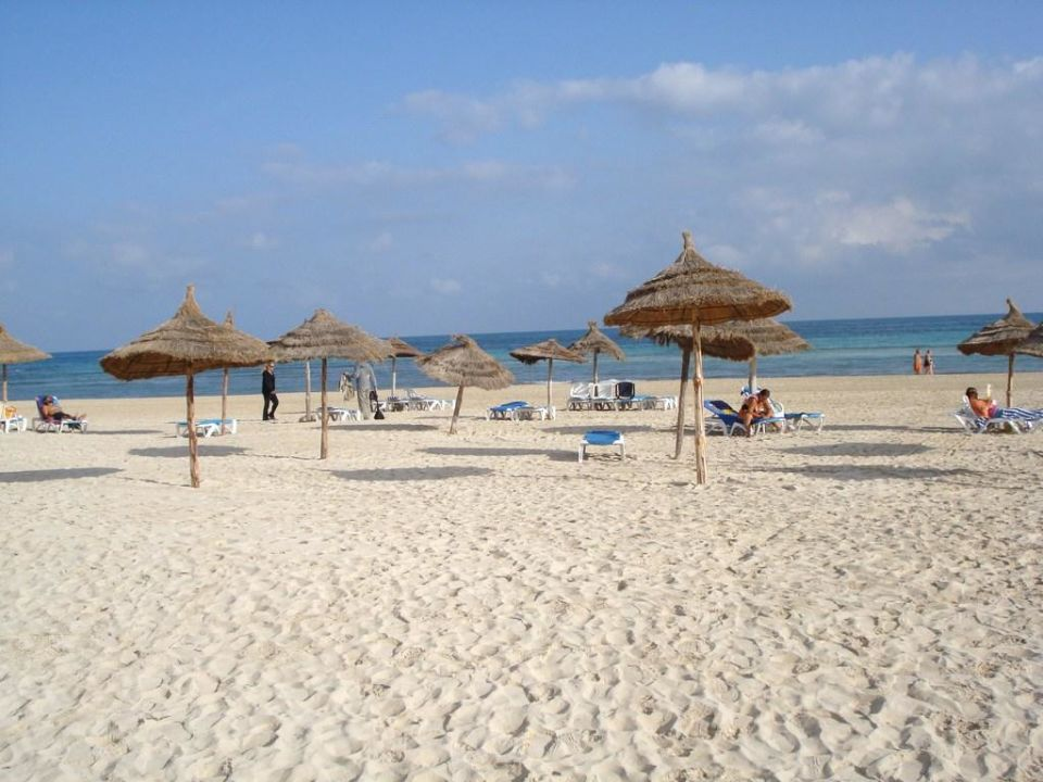 Blick vom Hotel Calimera Yati Beach