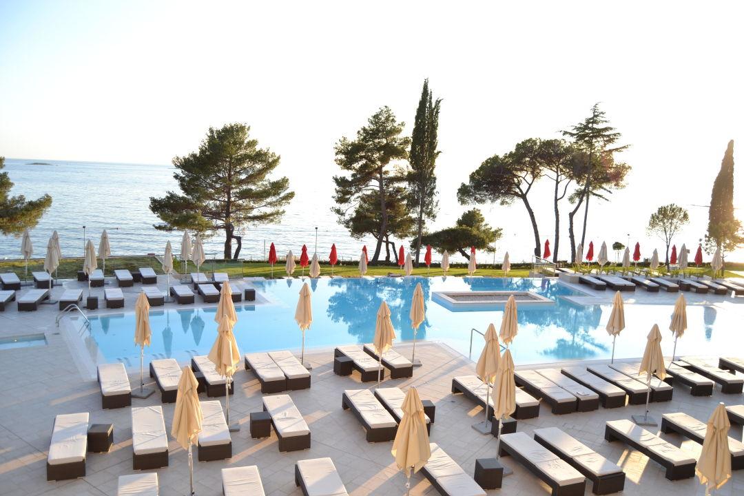 Salzwasser pool hotel parentium plava laguna porec holidaycheck istrien kroatien - Pool salzwasser ...