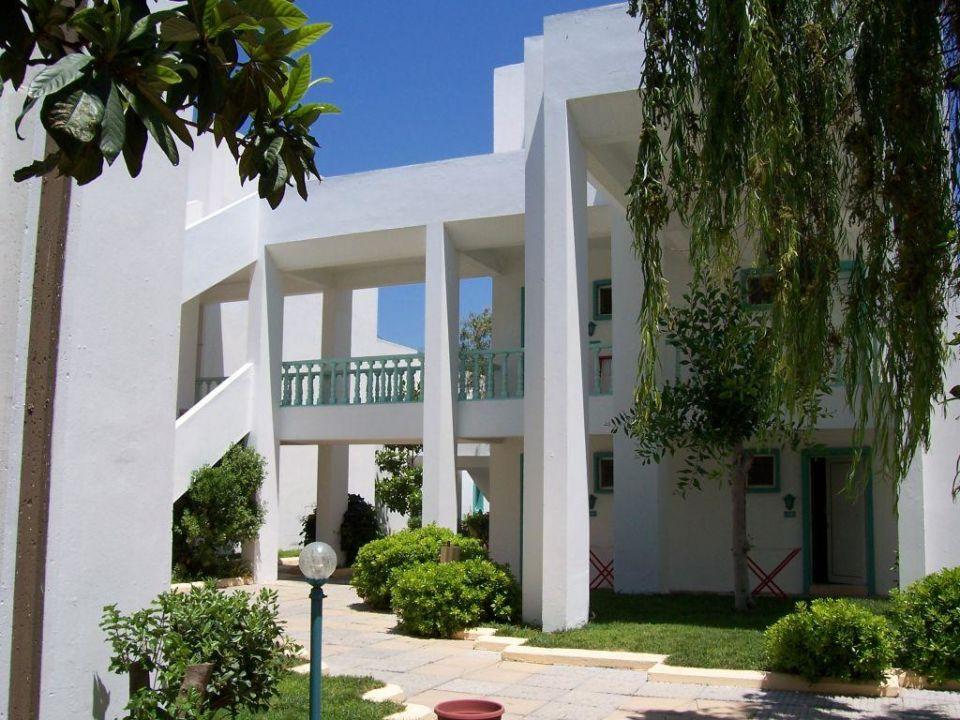 Die Hotelanlage Hotel Armonia Holiday Village & Spa