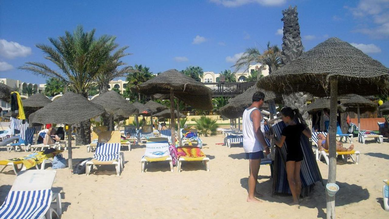 Strand Hotel Paradis Palace