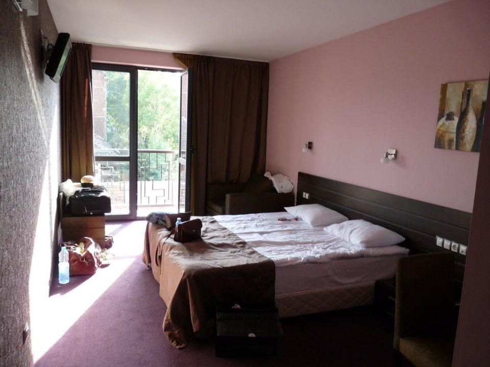 Unser Zimmer Budapest Hotel