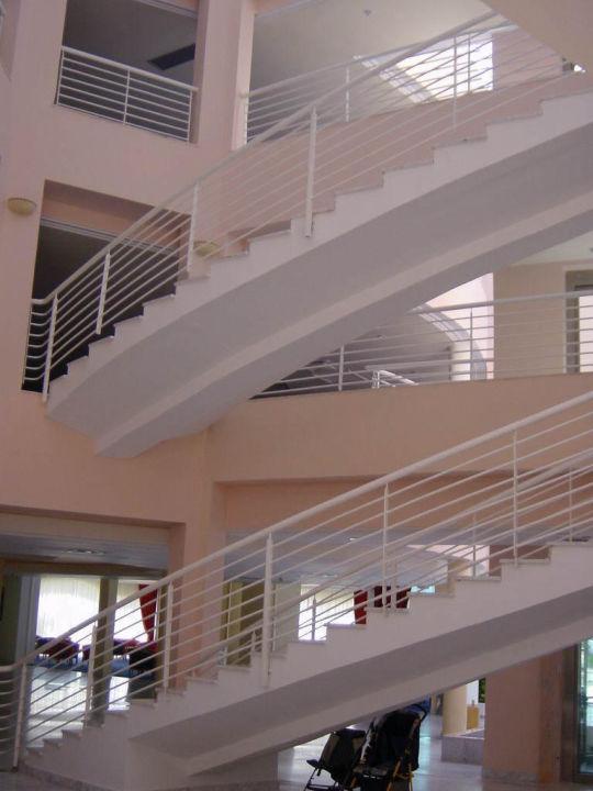 Hotel Ruspina 3 Sterne Skanes Treppe Hotel Ruspina