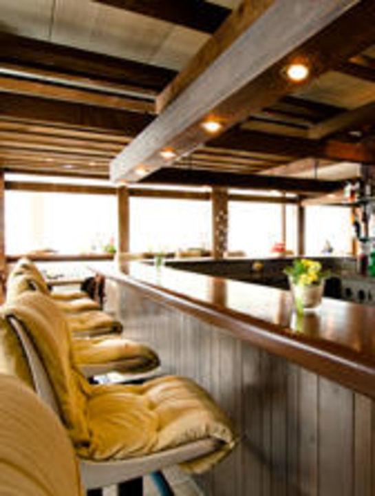 Bar im Restaurant Hahnenblick Hotel Hahnenblick