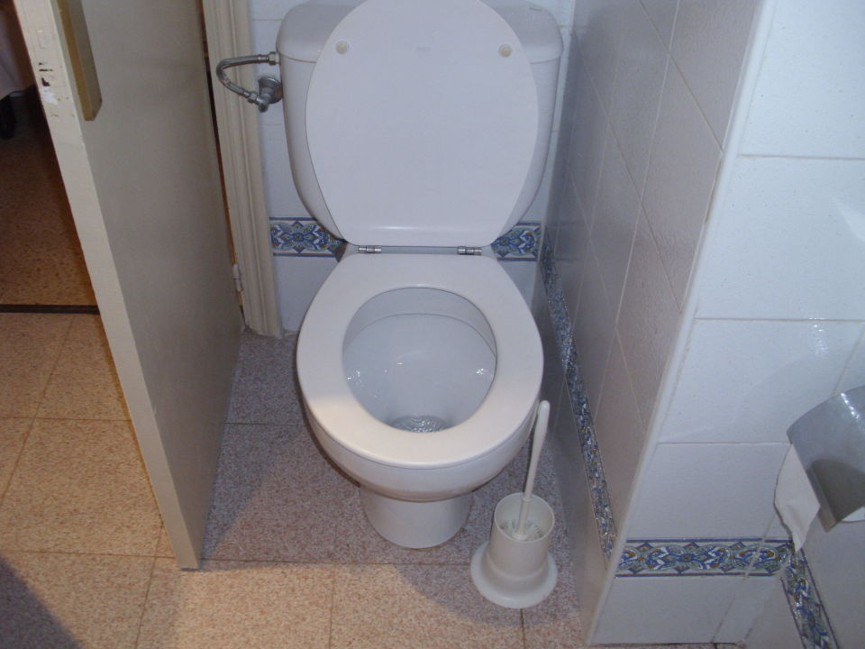 Moderne Toilette????\