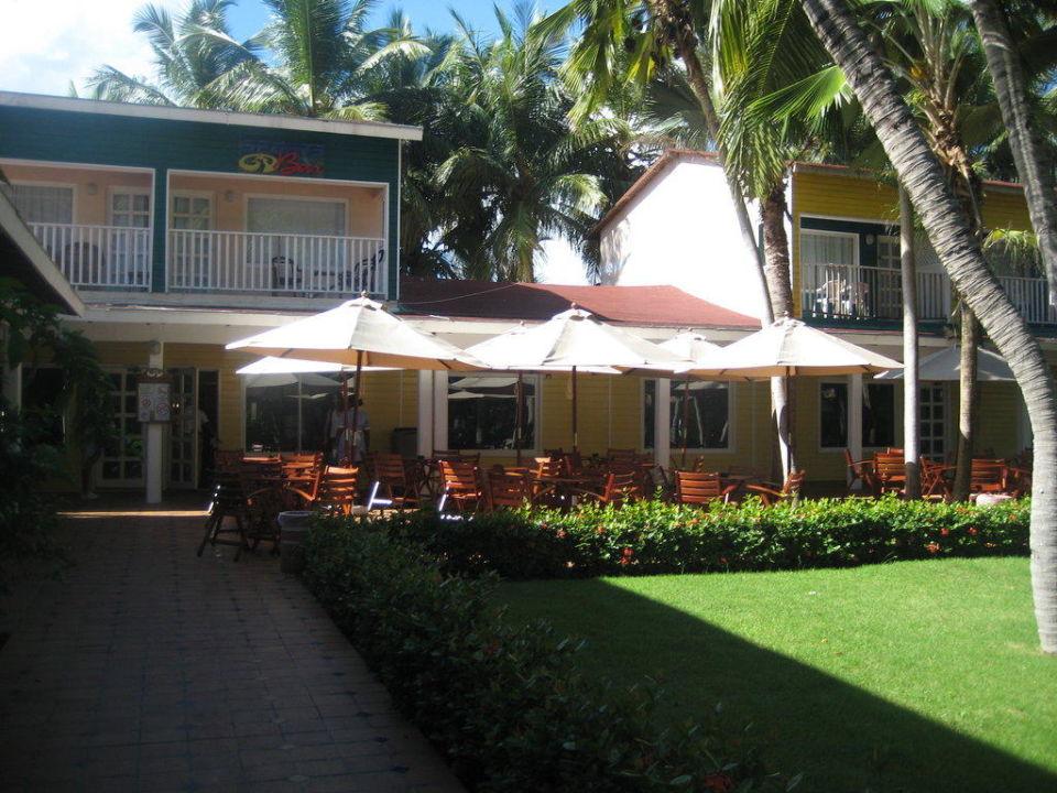 Sports Bar Grand Palladium Bávaro Suites Resort & Spa