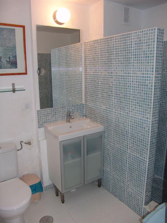 Küche und Wohnzimmer Apartments Delfin Playa