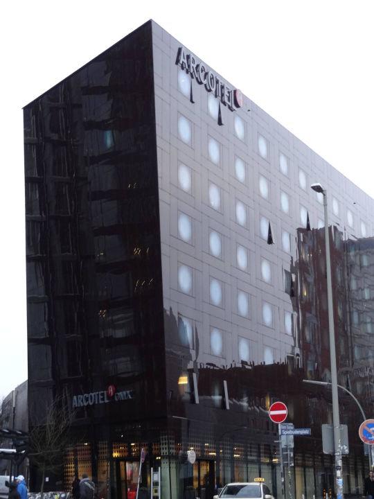 Arcotel Onyx Hotel Hamburg