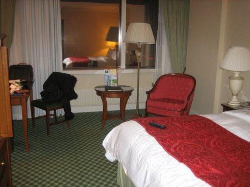 Zimmer Warsaw Marriott Hotel