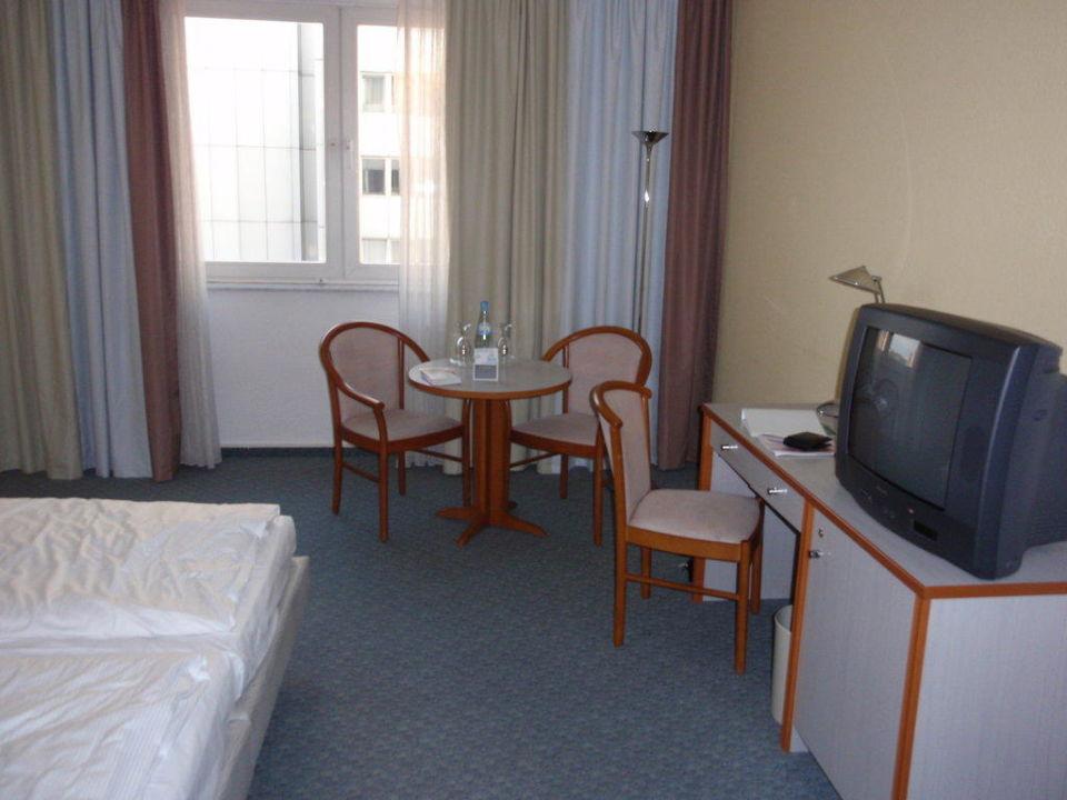 Zimmer City Hotel Berlin East
