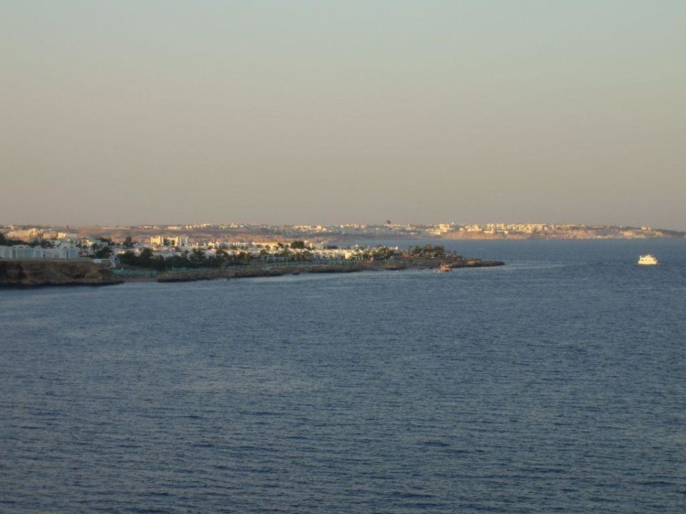 Blick vom Hotel aus Dreams Beach Resort