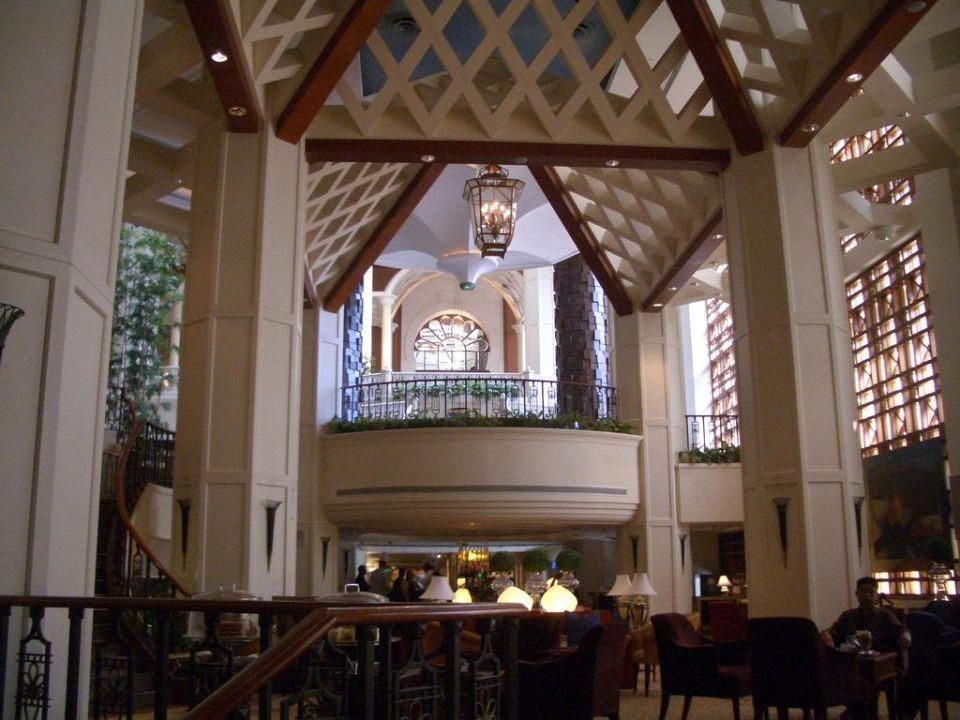 In der Hotel-Lobby-Bar Sheraton Imperial Kuala Lumpur