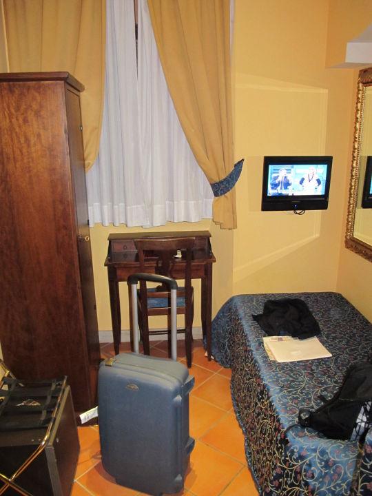 Kleines Zimmer Hotel Canova