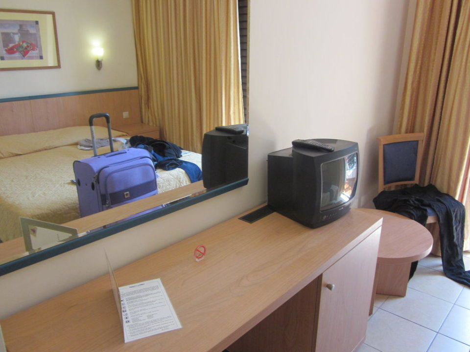 Unser Schrank Hotel King Minos Palace