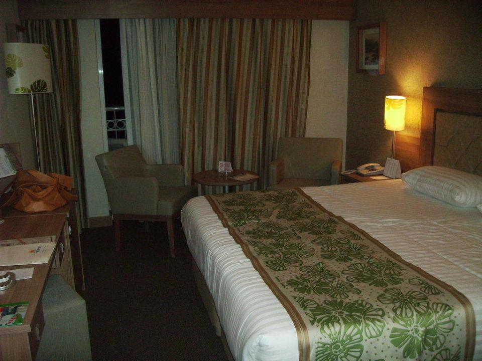 Der hintere Teil des Zimmers Innvista Hotels Belek