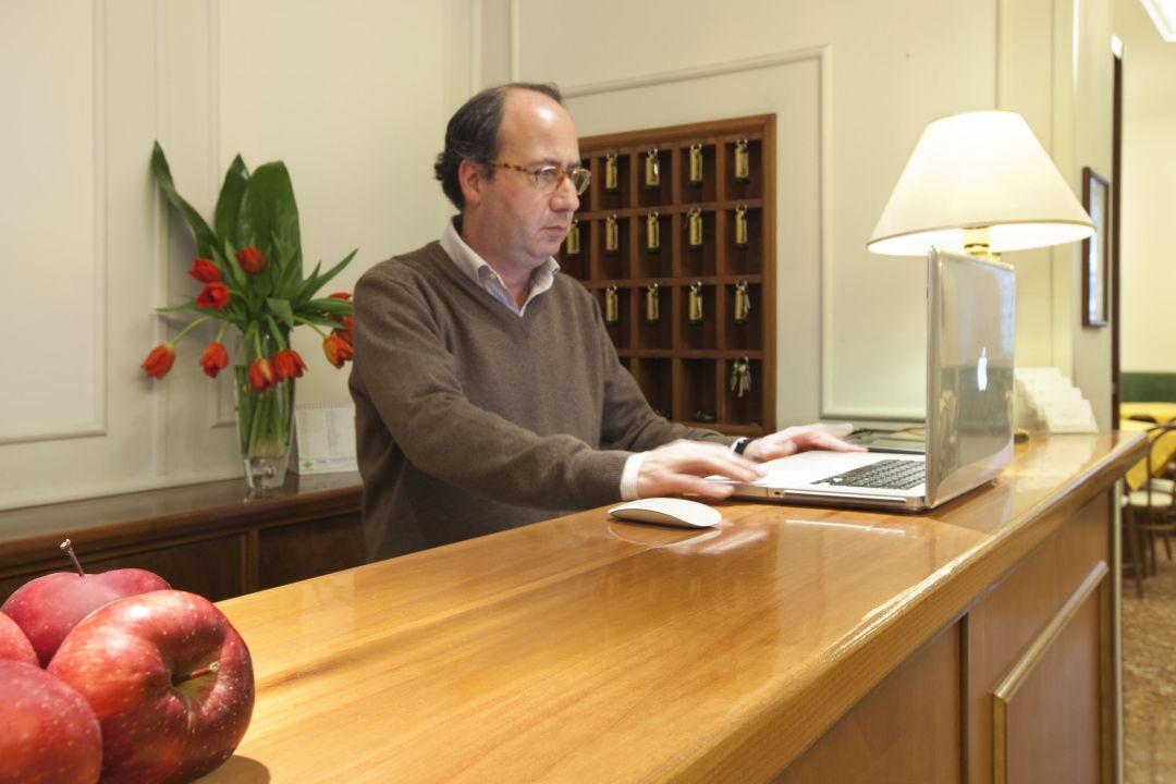 Direttore Hotel Italia