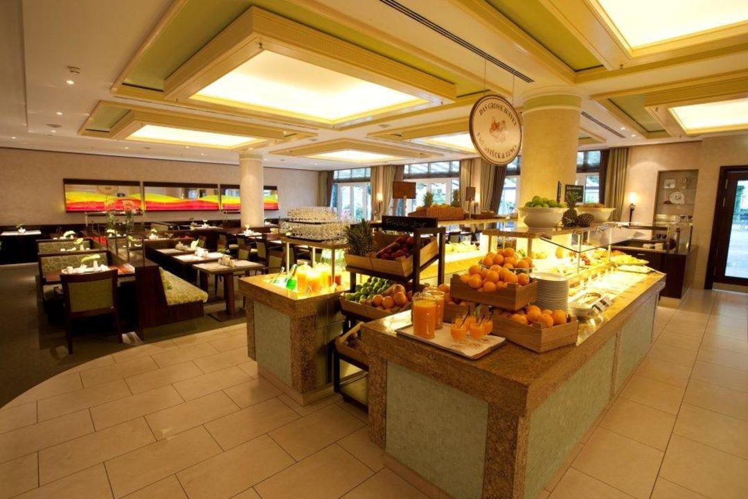 Elysee Hotel Hamburg Restaurant