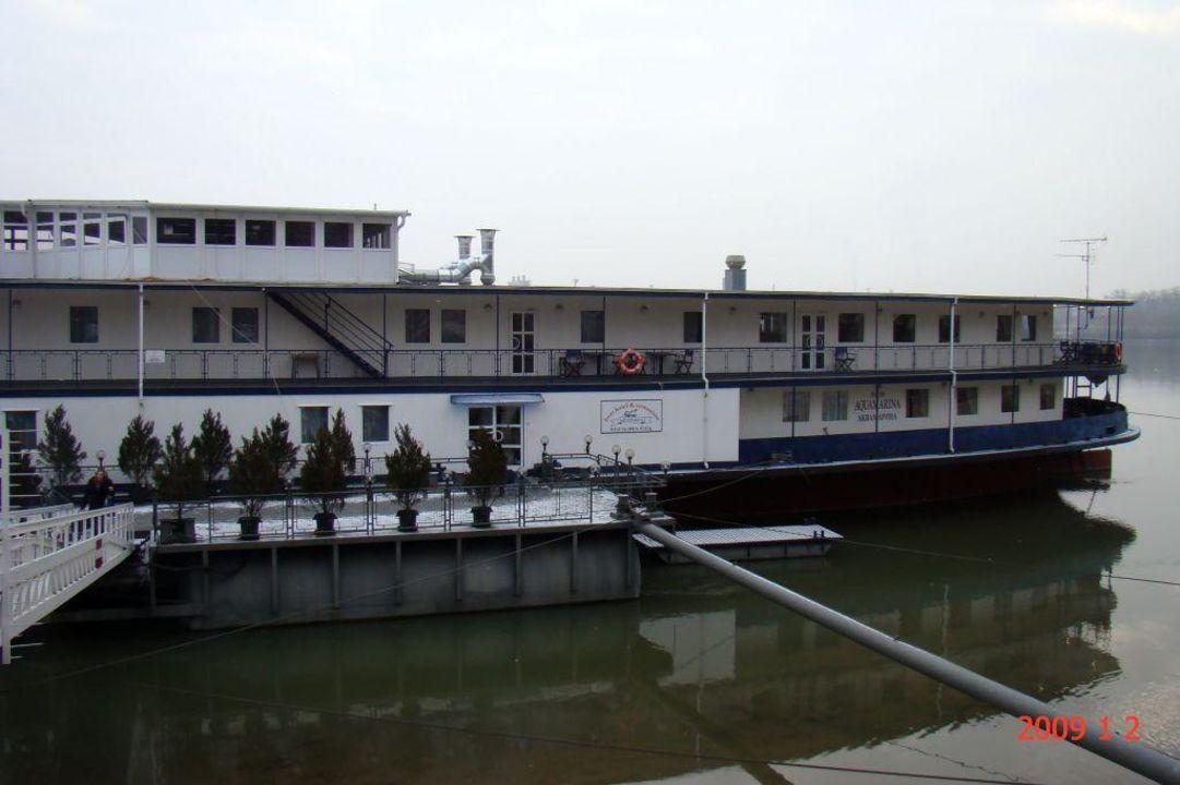 Wygląd zewnętrzny Hotel Aquamarina