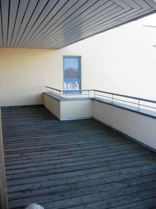 Fabulous Überdachter Balkon